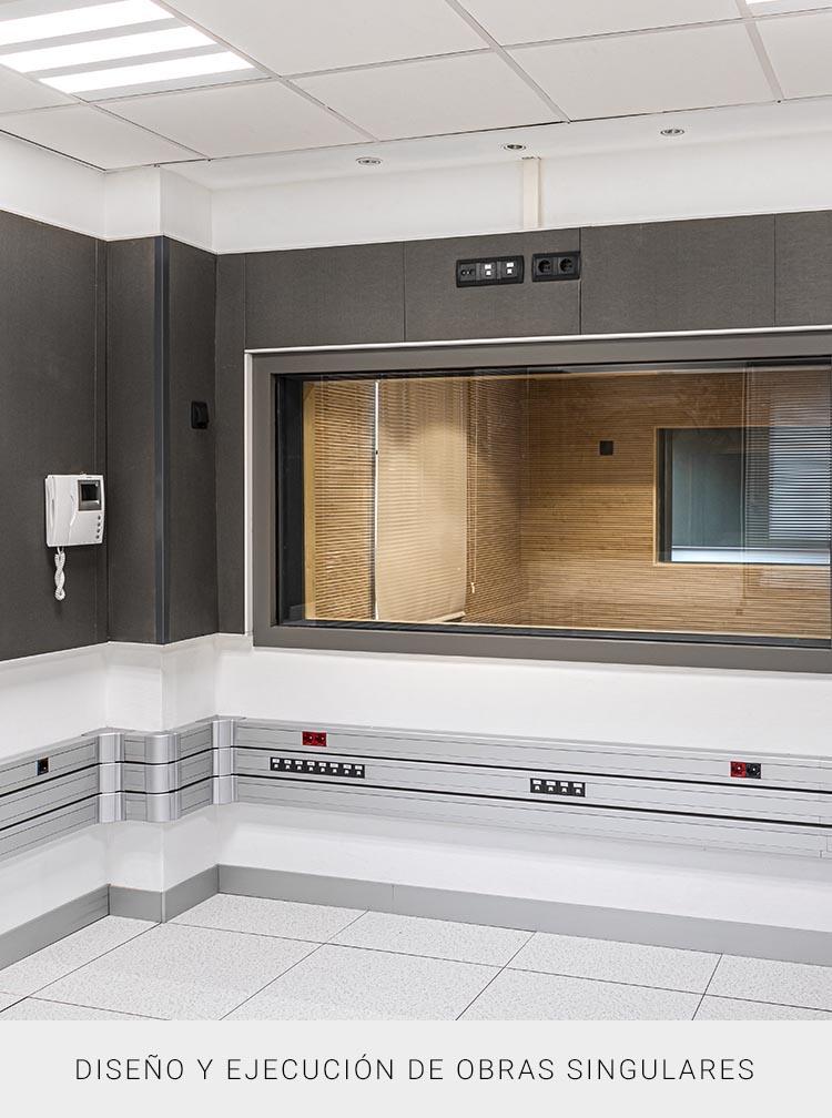 RTVE Segovia Tecnicia Facility Solutions