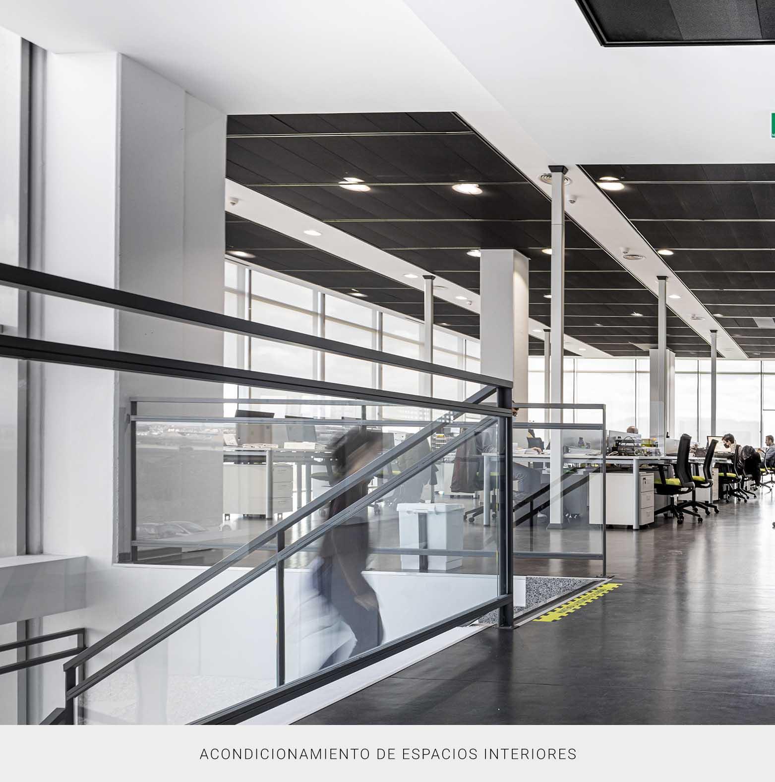 Edificio Cinfa Innova Tecnicia Facility Solutions